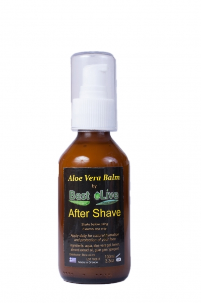 After Shave din Aloe Vera - 100 ml 0