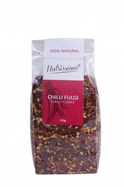 Chili picant fulgi - 150 g 0