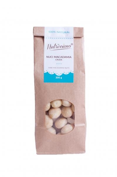 Nuci Macadamia 200 g 0