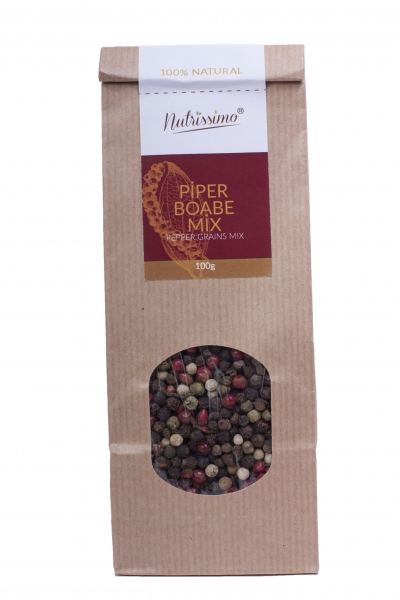 Piper MIX boabe - 100 g 0