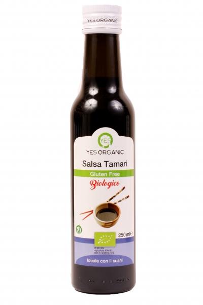 Sos de soia Tamari Eco 250ml - fără gluten - 0