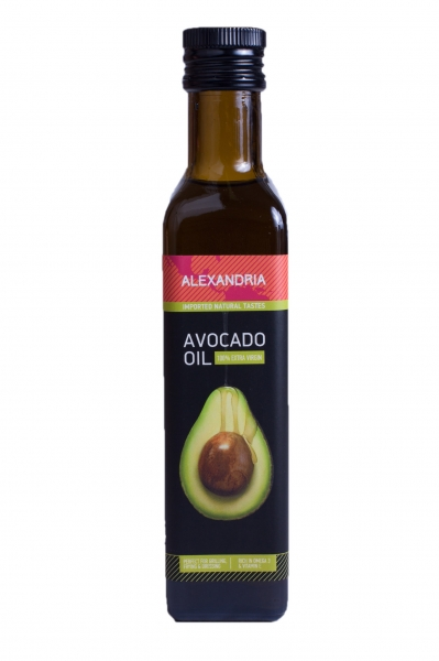 Ulei de avocado extra virgin - presat la rece - 250 ml 0