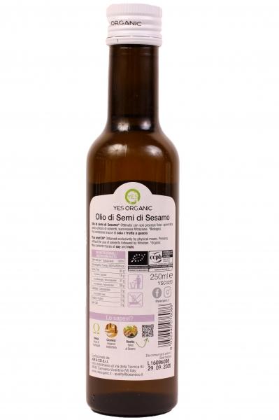 Ulei de susan Bio 250 ml presat la rece 1
